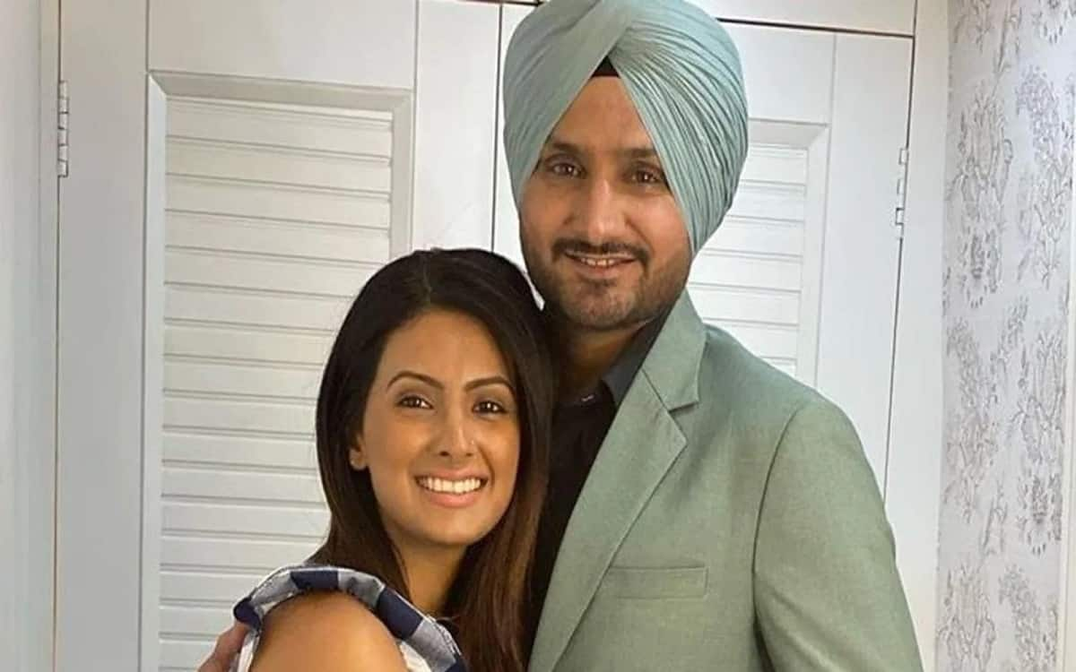 Cricket Image for Harbhajan Singh Shares Joy Of Becoming A Father For The Second Time Blessed With A