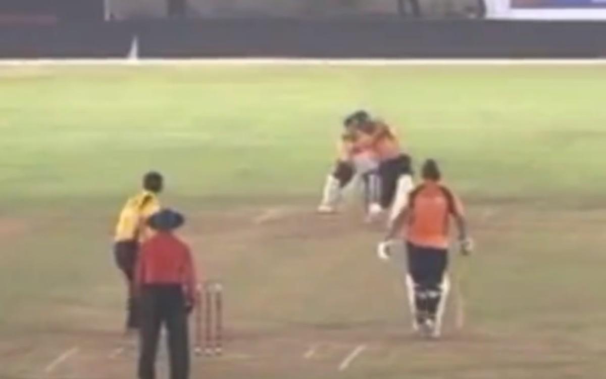 Cricket Image for VIDEO : 17 साल की उम्र में भी थे यही तेवर, 10 साल पुरानी वीडियो में हार्दिक लगा रह