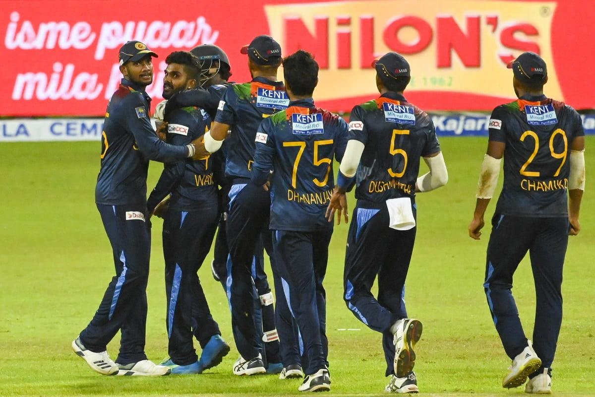 Cricket Image for Hasaranga Stars As Sri Lanka Beat India By 7 Wickets, Clinch Series 2-1