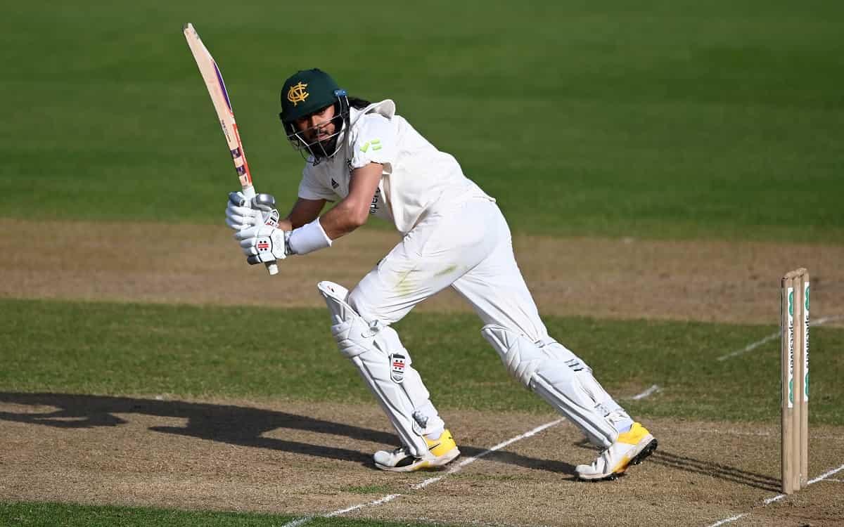 Cricket Image for प्रैक्टिस मैच: हसीब हमीद ने टेस्ट टीम में चुने जाने के 4 घंटे बाद लगाया शतक, स्टंप