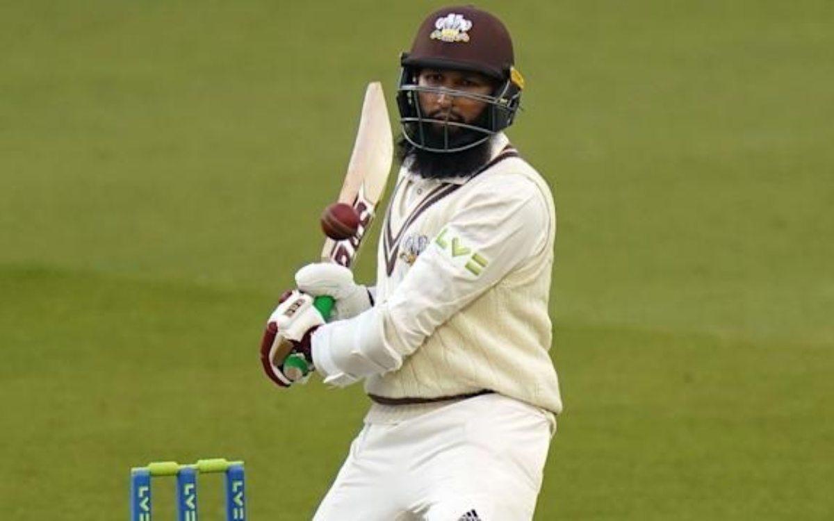 Cricket Image for 46 ओवर बैटिंग करके बनाए सिर्फ 37 रन, हाशिम अमला की सुस्त बैटिंग के बाद भी फैंस कर