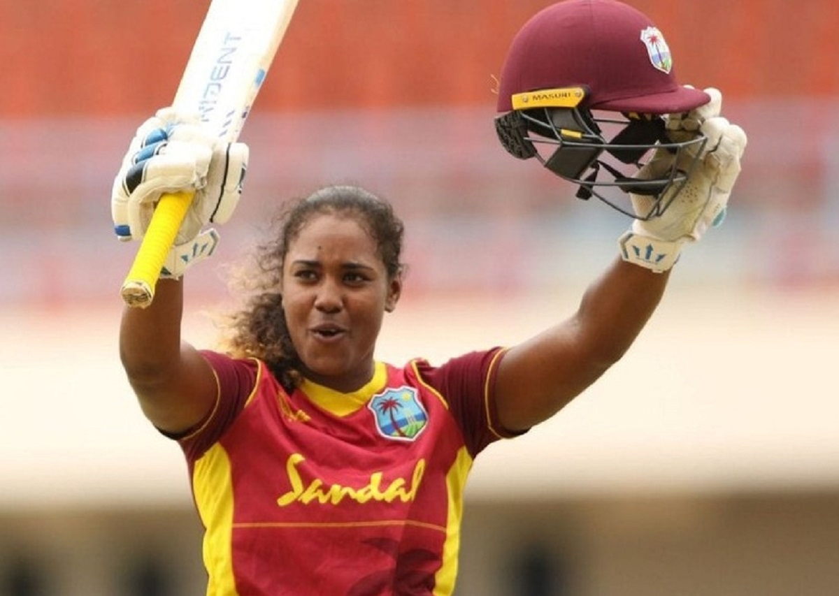 Cricket Image for Hayley Matthews Smashes Ton As West Indies Bag ODI Series Against Pakistan