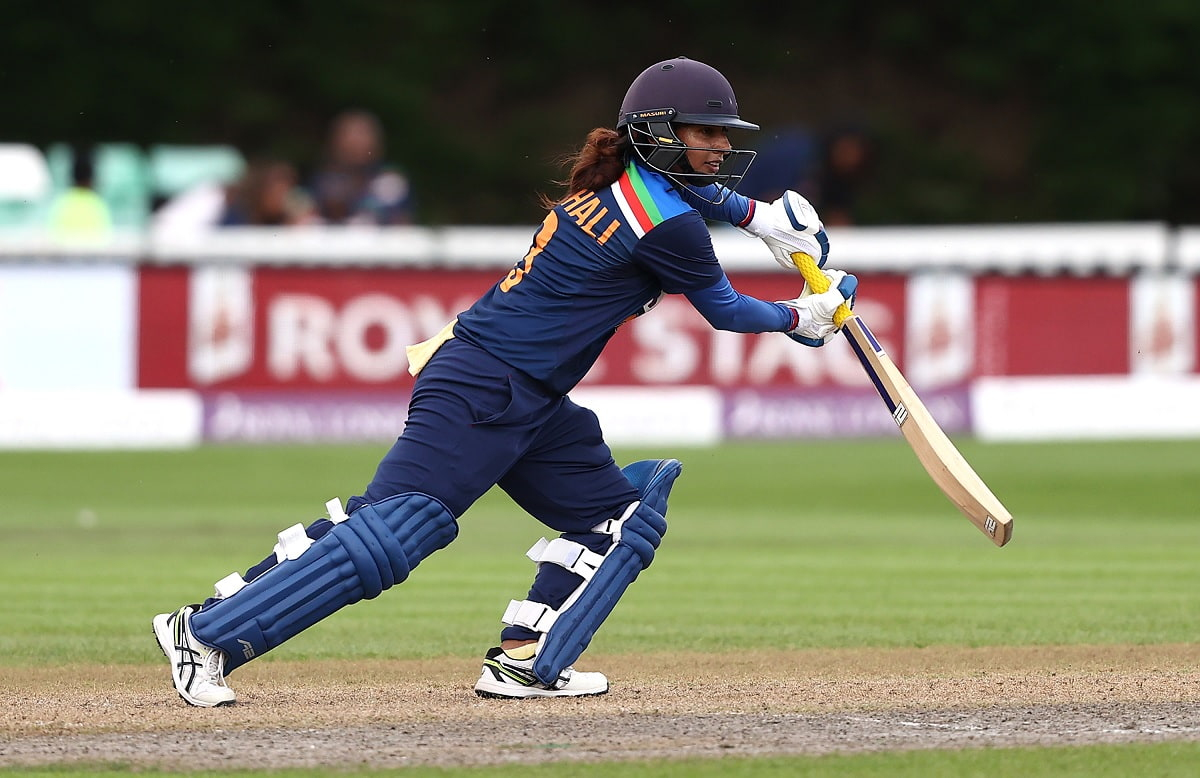 Cricket Image for Mithali Raj Tops ICC Women's ODI Player Rankings