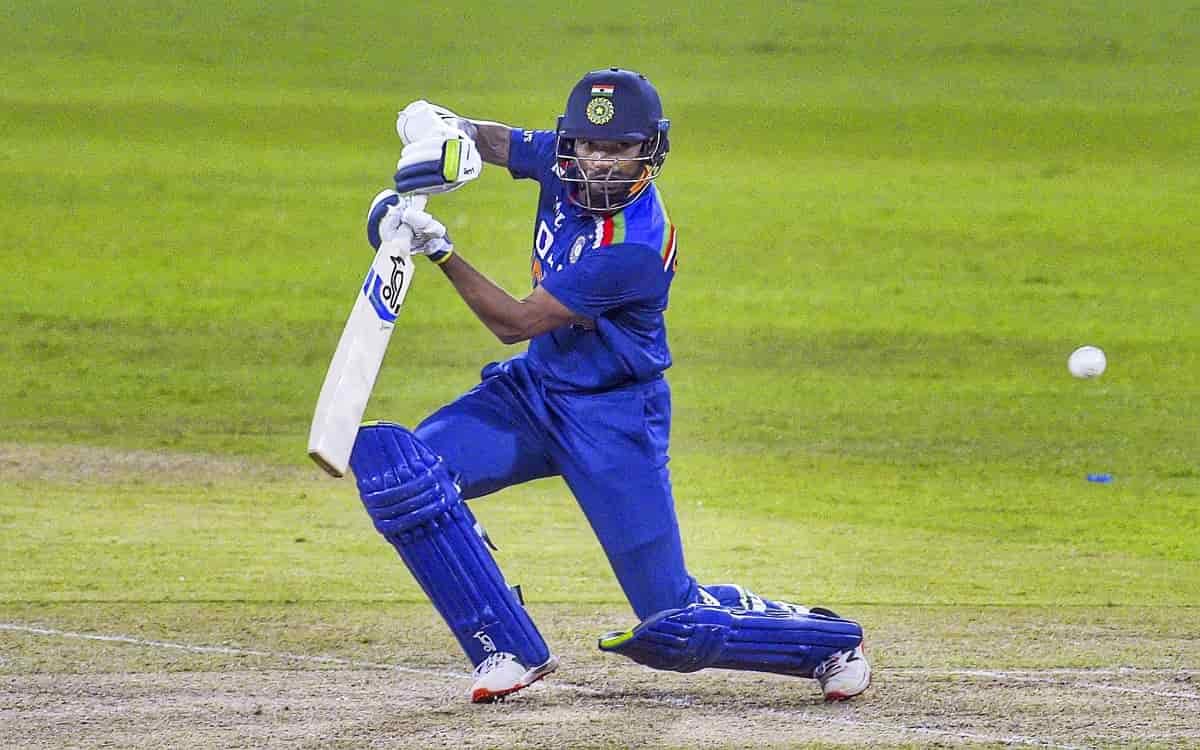 In the first ODI of the Sri Lanka tour Shikhar Dhawan's name was recorded for scoring 6000 runs in one day cricket