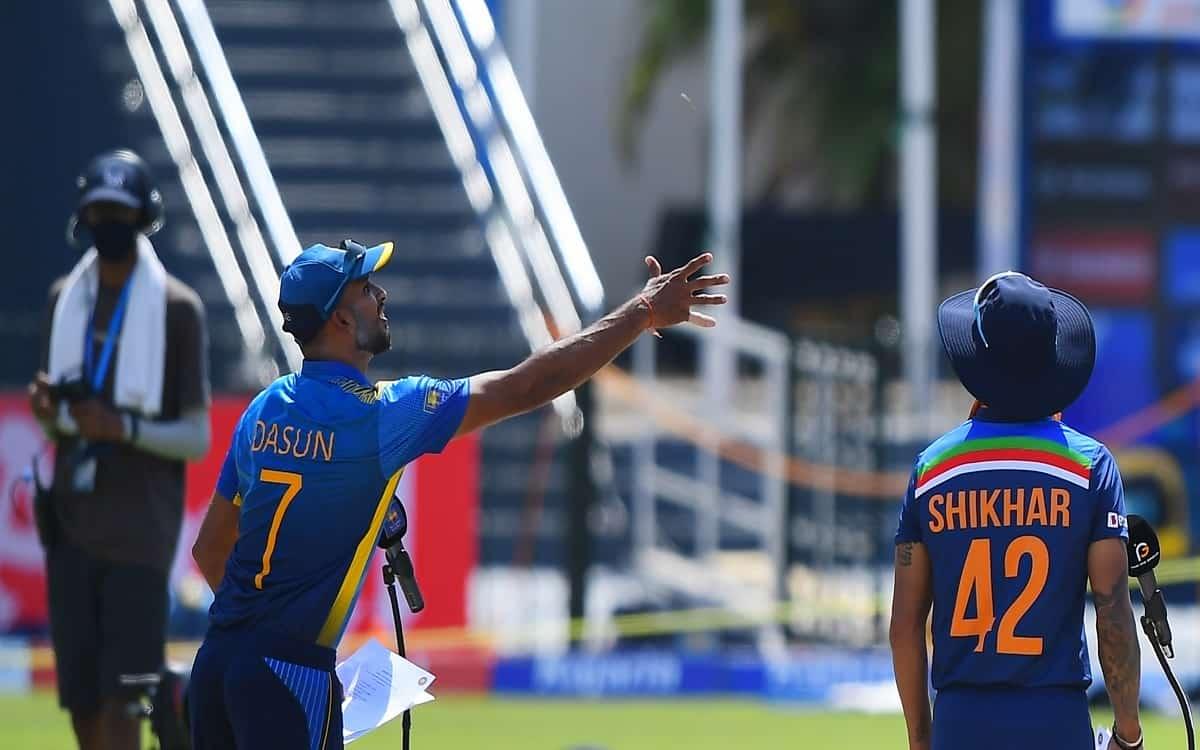 Cricket Image for SL vs IND: दूसरे वनडे में टॉस जीतकर श्रीलंका ने चुनी बल्लेबाजी, भारत सीरीज में 1-0