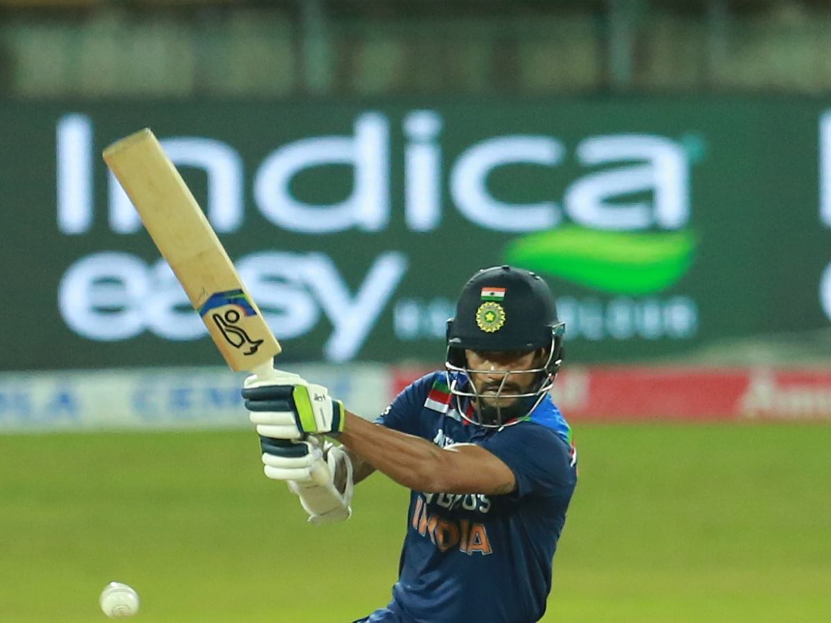 India Reaches 132/ 5 Against Sri Lanka In 2nd T20I