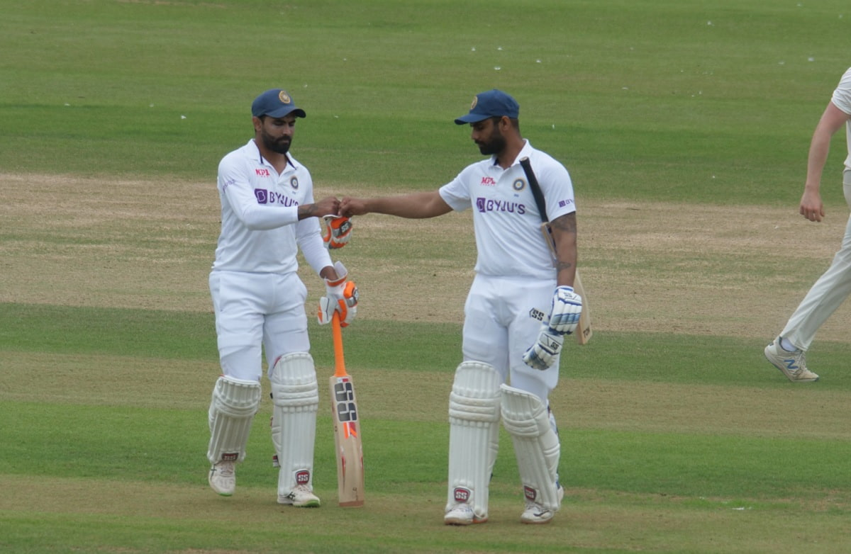India Score 113/2 At Lunch On Day 3 Against County XI
