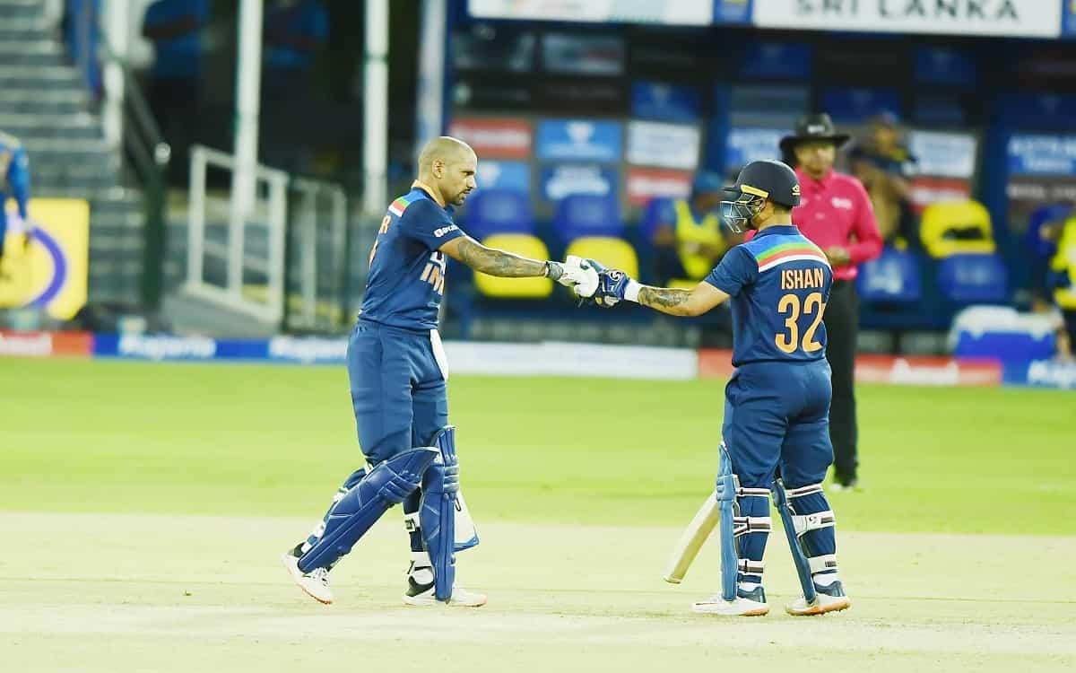 Cricket Image for SL vs IND: श्रीलंका के खिलाफ भारत को हासिल हुई दमदार जीत, मेजबान को 7 विकेट से रौं