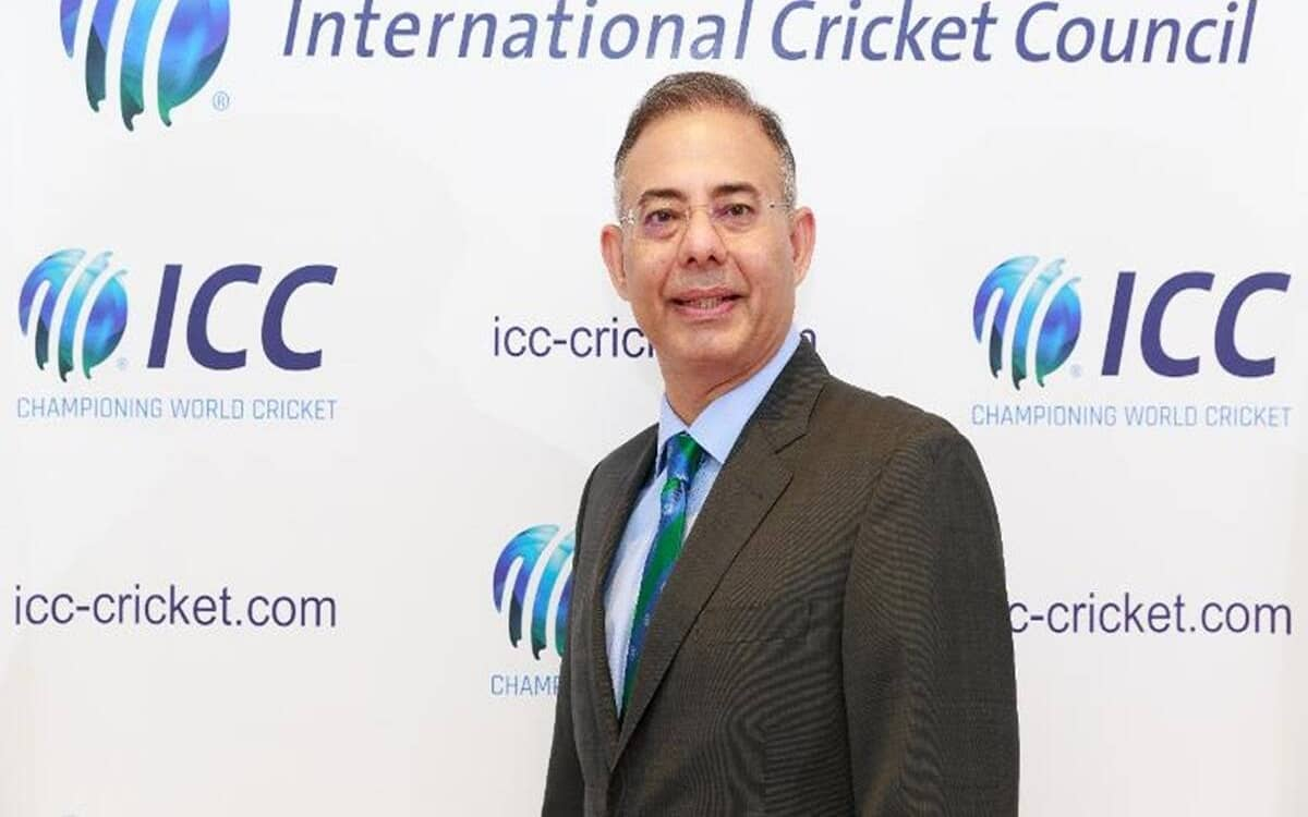 Cricket Image for Icc Showed Ceo Manu Sahni The Way Out From The Organization Because Of Big Allegat