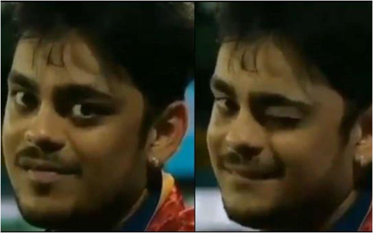 Cricket Image for VIDEO : लाइव मैच में कैद हुआ ईशान किशन का आंख-मटक्का, फैंस बोले- 'कोई लड़की देख ली