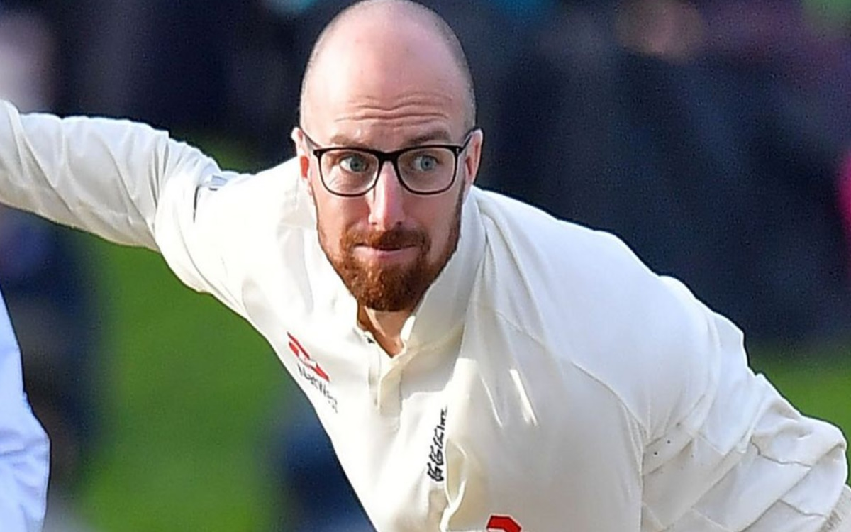 Cricket Image for Jack Leach All Time Xi No Indian Player In His List