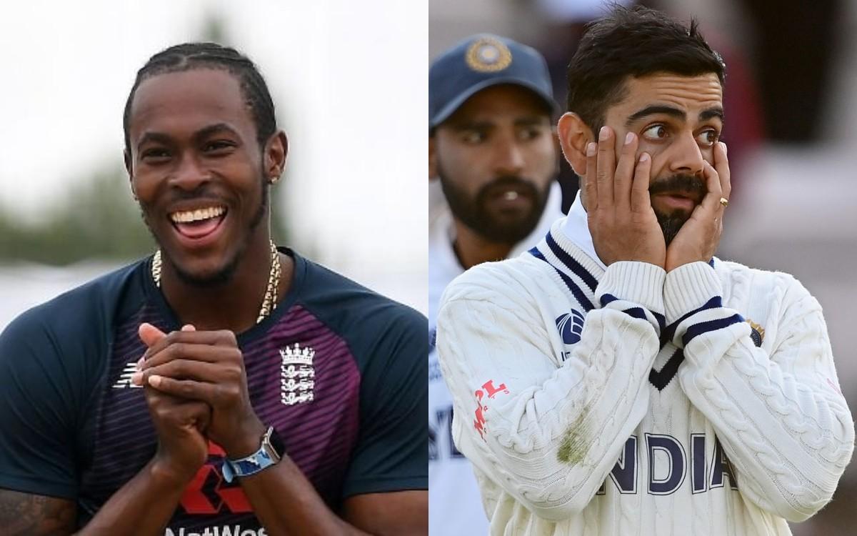 Cricket Image for अब आर्चर का 6 साल पुराना ट्वीट हुआ वायरल, पूरी रात जागकर देखा था भारत-ऑस्ट्रेलिया
