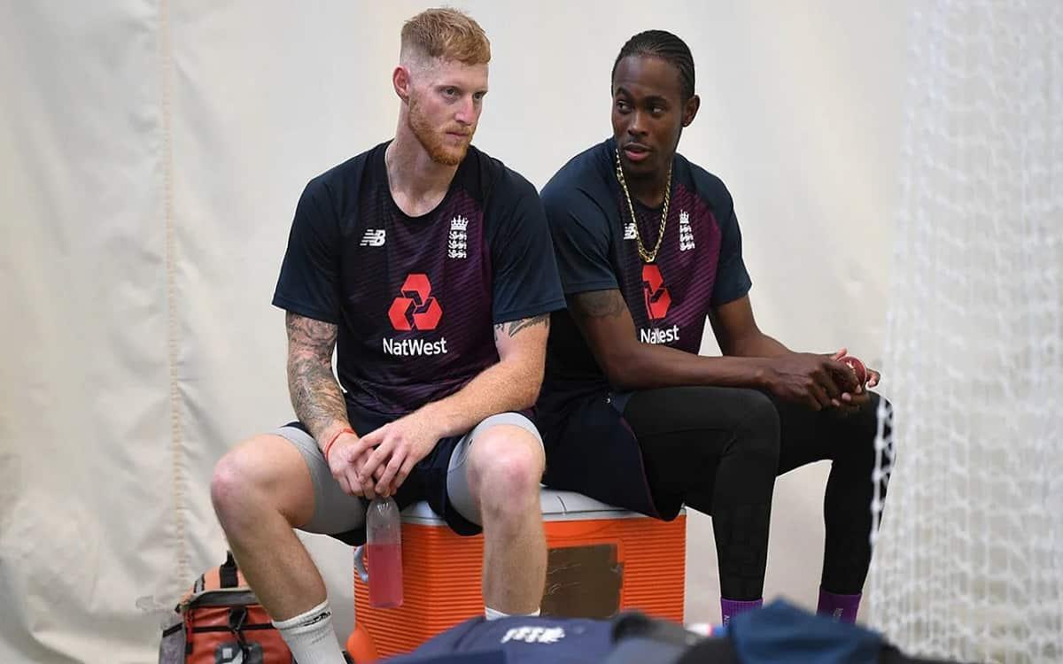Cricket Image for नस्लीय टिप्पणी को लेकर इंग्लैंड फुटबॉल खिलाड़ियों के लिए आगे आए आर्चर और स्टोक्स,