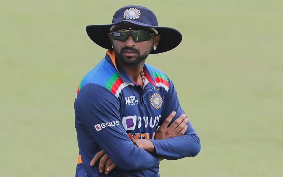 Krunal Pandya Was Found Corona Positive Which Lead To Postponed Of Second T20 Match Between India And Srilanka