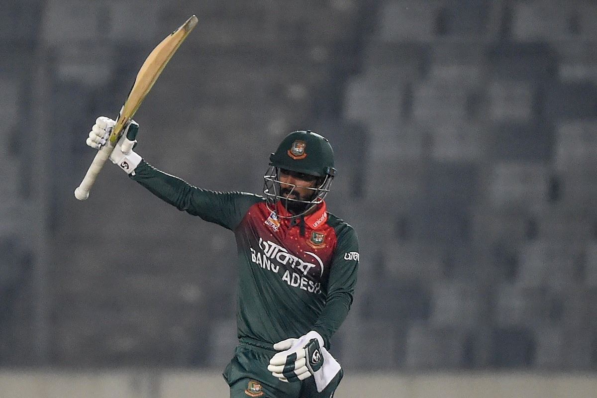 Cricket Image for Liton Das And Shakib Ease Bangladesh To ODI Win Over Zimbabwe