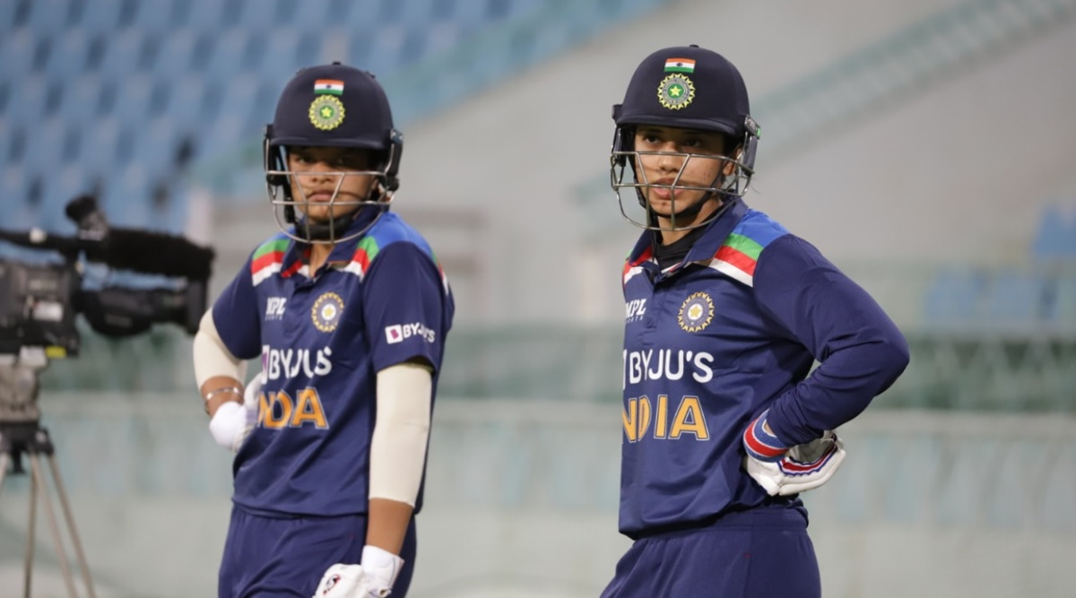 Cricket Image for Lot Of Fun To Be Involved In Partnerships With Shafali, Says Smriti Mandhana