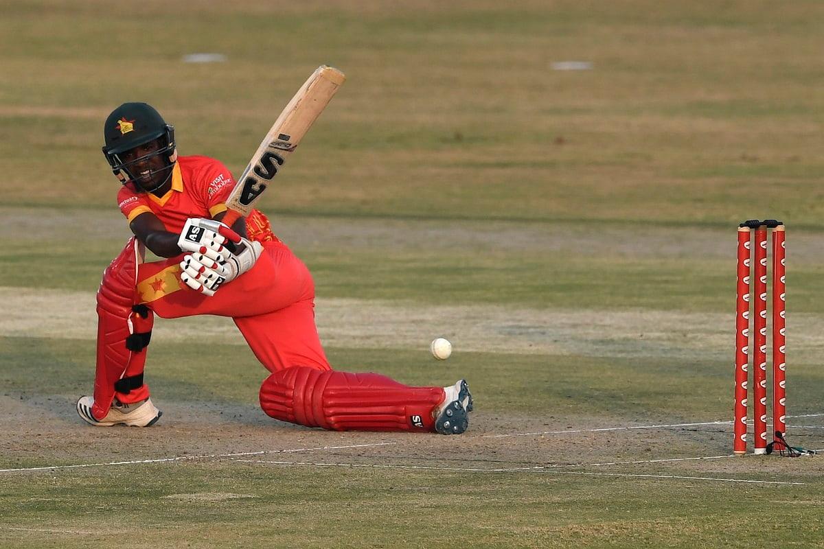 Cricket Image for Madhevere hits 56 as Zimbabwe make 240 against Bangladesh In 2nd ODI