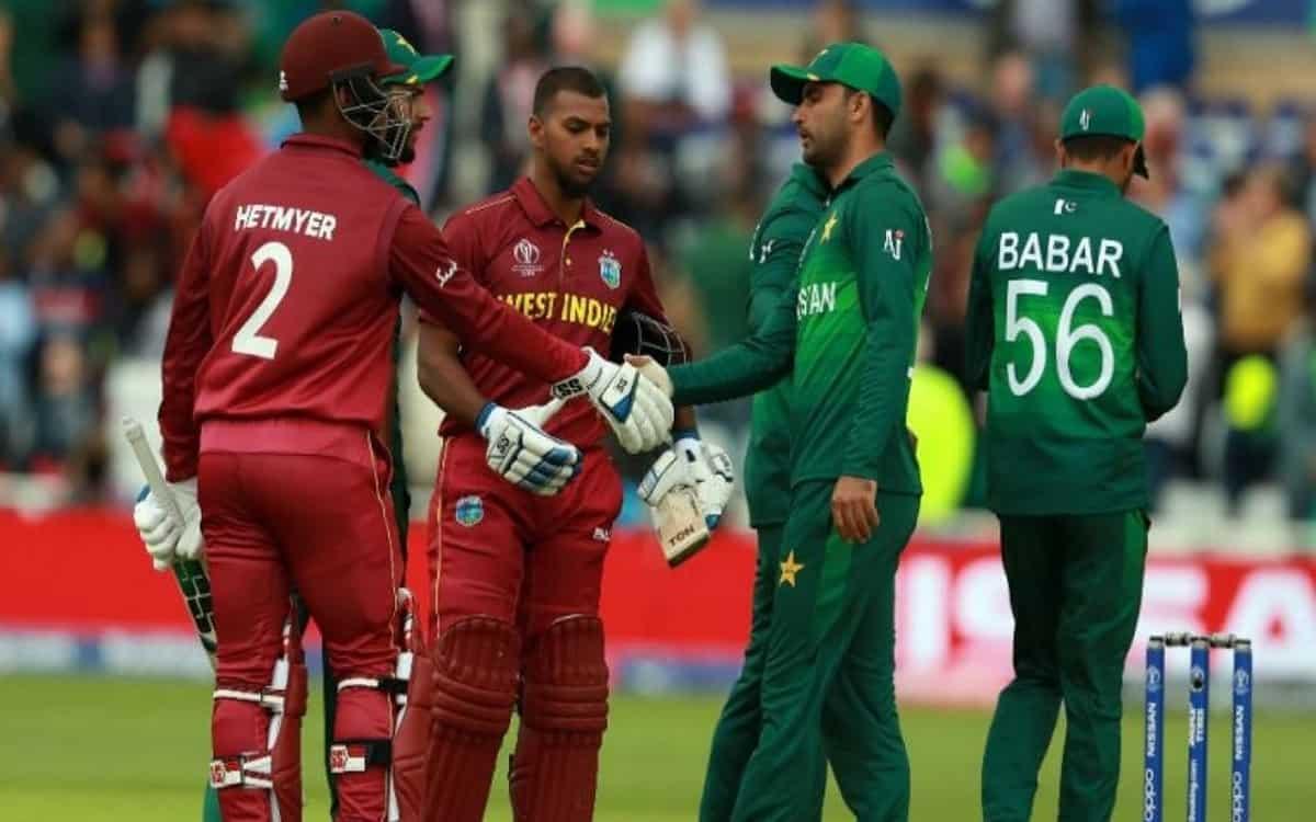 Cricket Image for पाकिस्तान-वेस्टइंडीज टी-20 सीरीज में हुआ बड़ा फेरबदल, मैच की संख्या 5 से घटकर इतनी