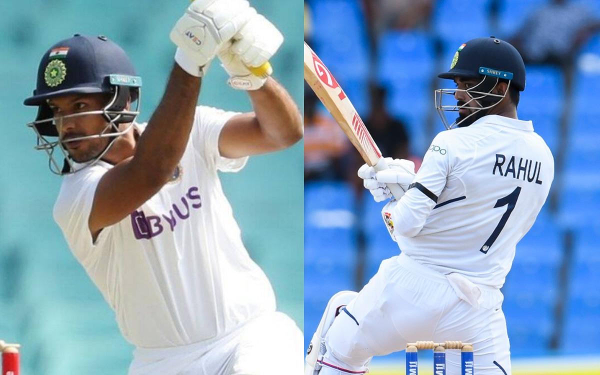 Cricket Image for Mayank Agarwal Or KL Rahul? Wasim Jaffer Picks His Preferred Opener For England Te