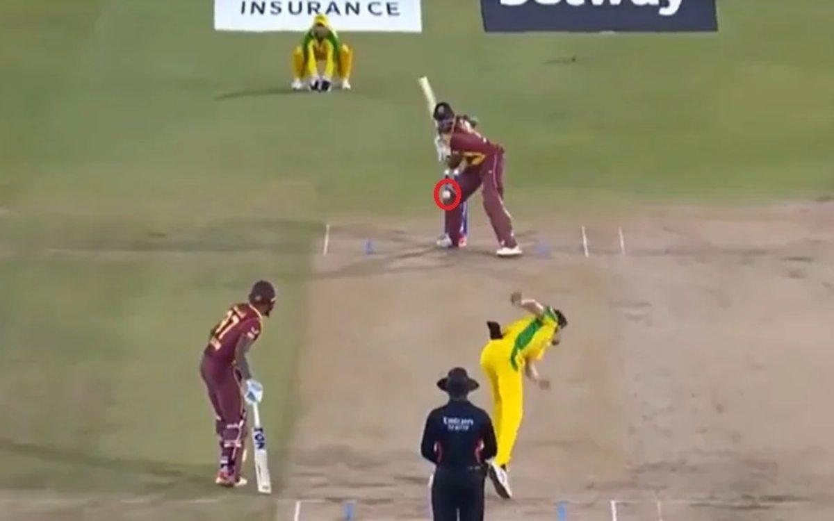 Cricket Image for स्टार्क की रफ्तार ने उड़ाए आंद्रे रसल के होश, आखिरी ओवर में लिया दो मैचों का बदला
