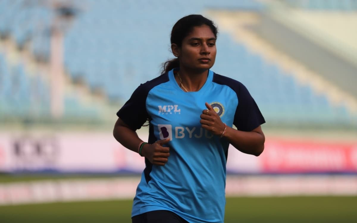 Cricket Image for Mithali Raj Can Leave The Captaincy At Any Time Whereas Deepti Sharma Is The Main