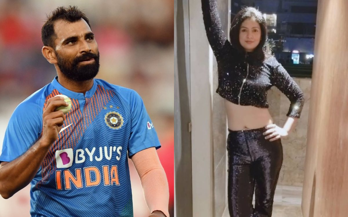 Cricket Image for Mohammed Shami Wife Hasin Jahan Troll Because Of This Reason