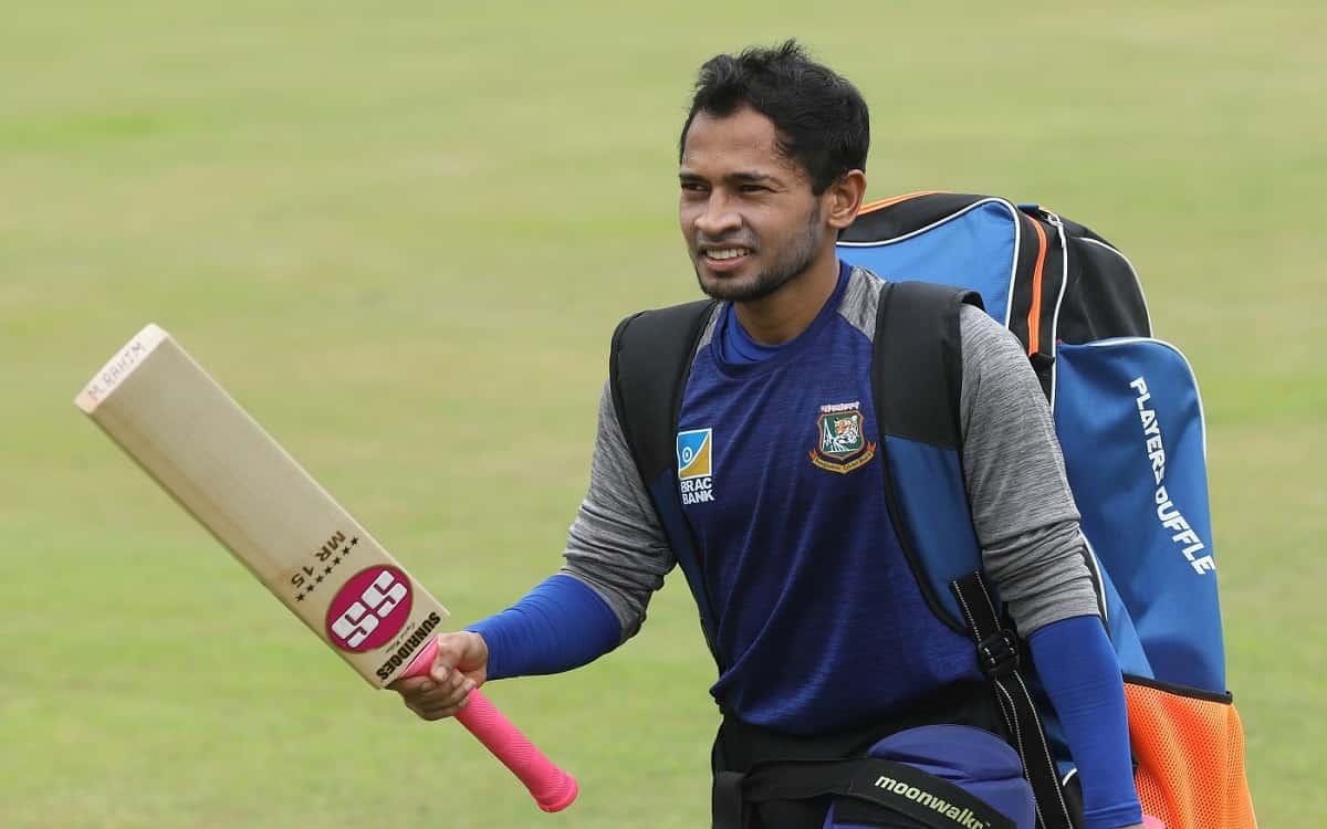 Cricket Image for Mushfiqur Rahim Ruled Out Of Remaining Tour Against Zimbabwe Because Of Family Rea