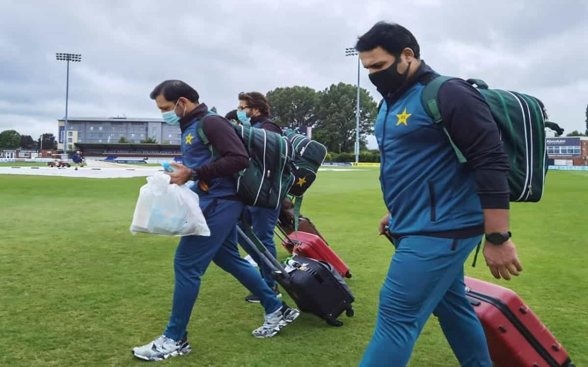 Cricket Image for  Pcb Alert Due To Corona Being Found In England Cricket Team Continuous Talks With
