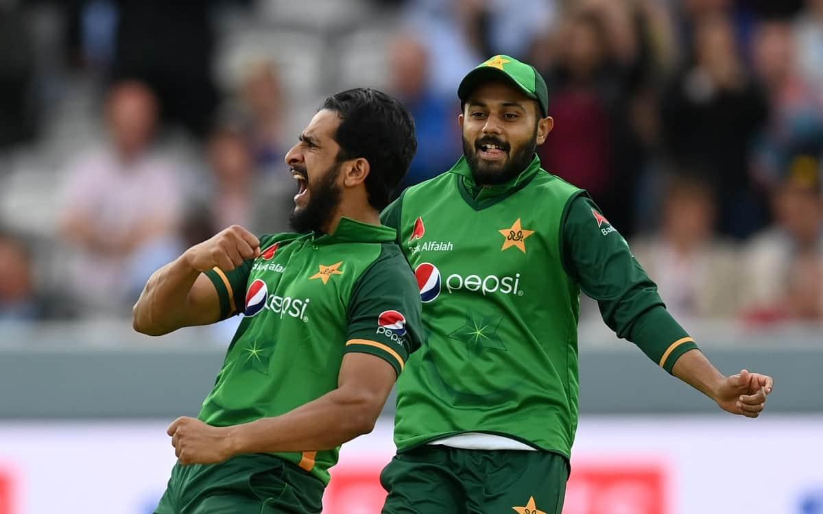 Cricket Image for Pakistan Needs 258 Runs For Win Against England Cricket Team Whereas Hasan Ali Too