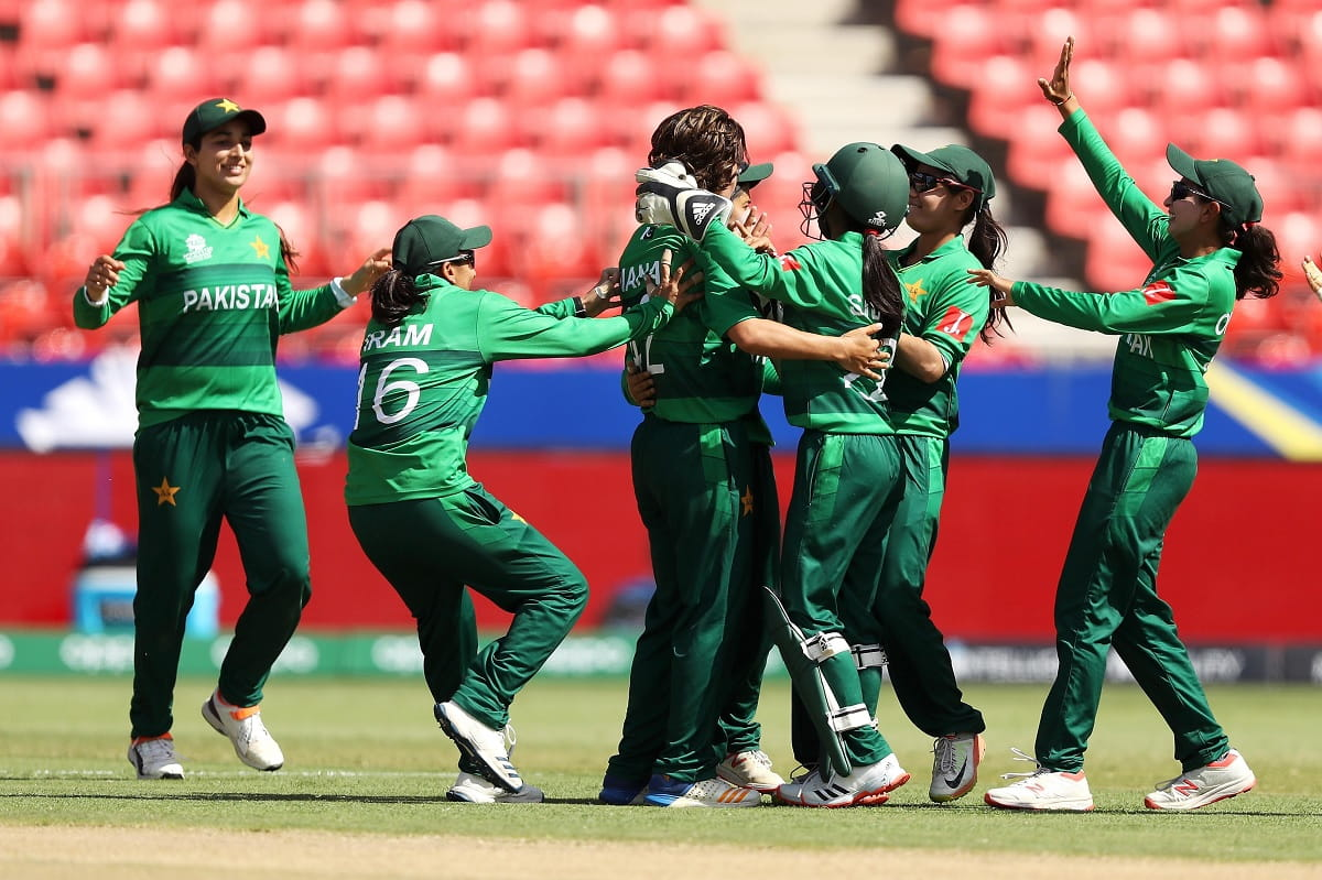 Cricket Image for Pakistan Women Beat West Indies By 22 Runs In 5th ODI