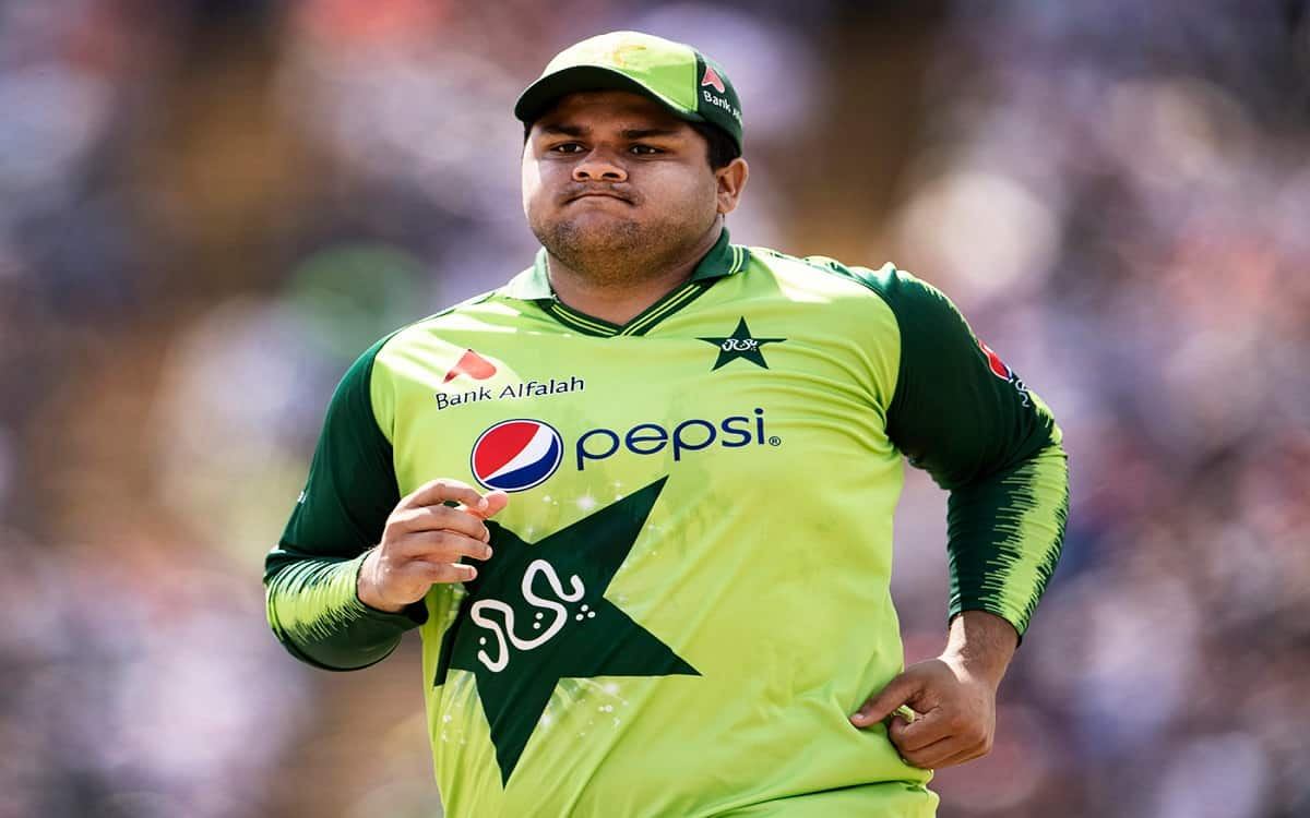 Cricket Image for WI vs PAK: Pakistan's Azam Khan Ruled Out Of Two T20Is Against West Indies