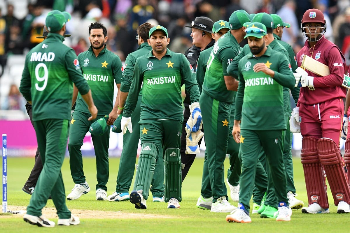 Cricket Image for Pakistan's T20I Series Against West Indies Reduced To Four Matches