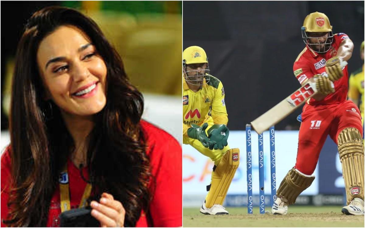 Cricket Image for प्रीति ज़िंटा के ऑलराउंडर ने मचाया TNPL में धमाल, 360 के तूफानी स्ट्राइक रेट से बन