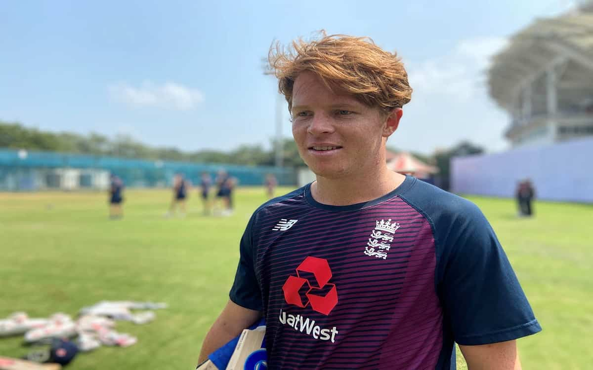 Cricket Image for England's Ollie Pope Out Until India Series With Thigh Injury