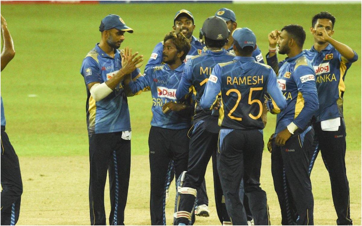 Cricket Image for VIDEO : 'अगर घर में 160 नहीं करोगे, तो कहां करोगे', श्रीलंकाई टीम पर जमकर बरसा पाक