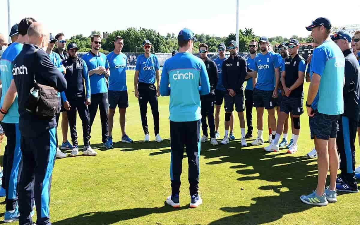 पाकिस्तान के खिलाफ मैच से पहले इंग्लैंड के सात सदस्य कोरोना पॉजिटिव, शेड्यूल में नहीं होगा कोई बदलाव