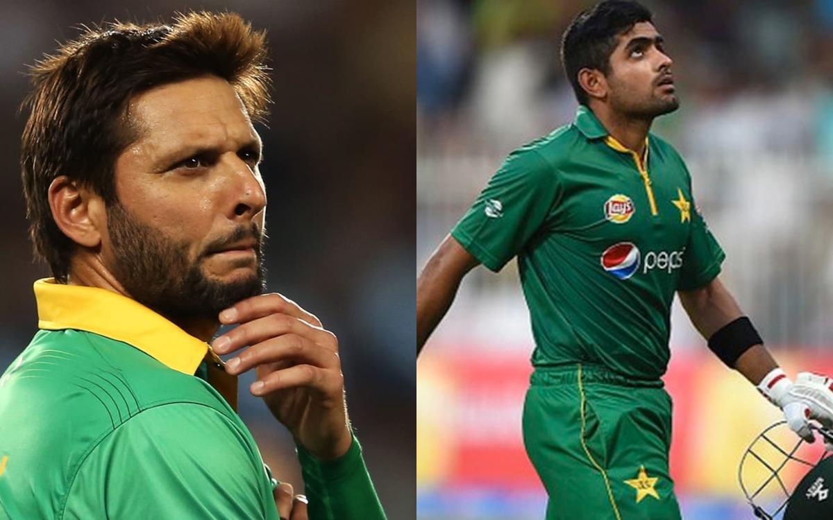 Cricket Image for 'इस मैच को जल्द से जल्द भूल जाओ', शाहिद अफरीदी ने किया पाकिस्तान की शर्मनाक हार पर