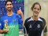 Cricket Image for VIDEO : 'अगर सारा टेलर प्रपोज़ करेगी, तो मेरी तरफ से हां है', पाकिस्तानी क्रिकेटर