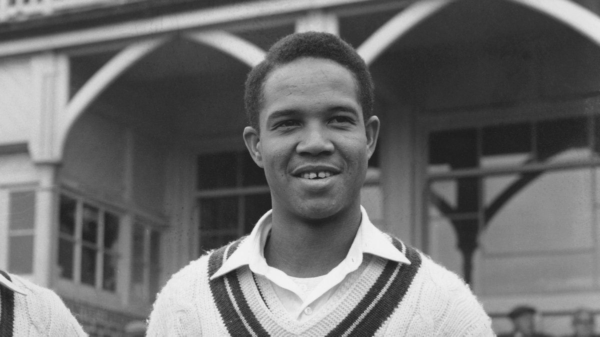 Cricket Image for Sir Garry Sobers - Interesting Facts, Trivia, And Records About 'King Cricket'