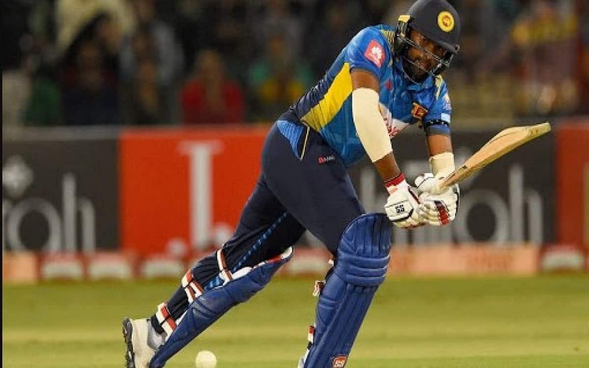 Cricket Image for SLC Fines Bhanuka Rajapaksa, Hands One-Year Suspended Sentence