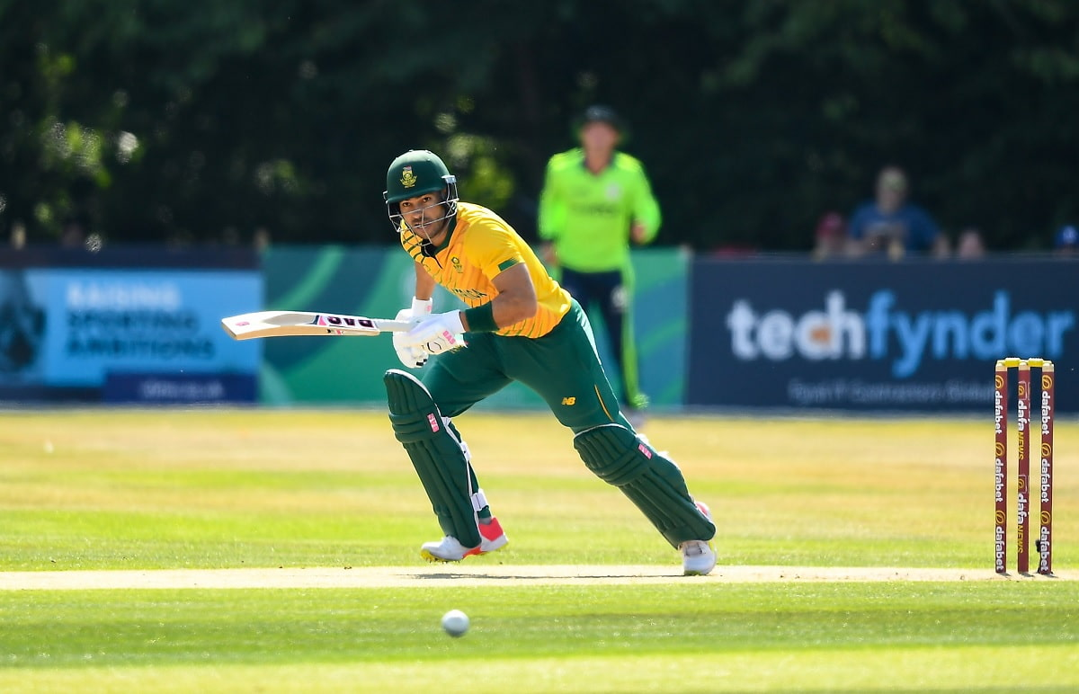 Cricket Image for South Africa Sweep T20I Series Against Ireland