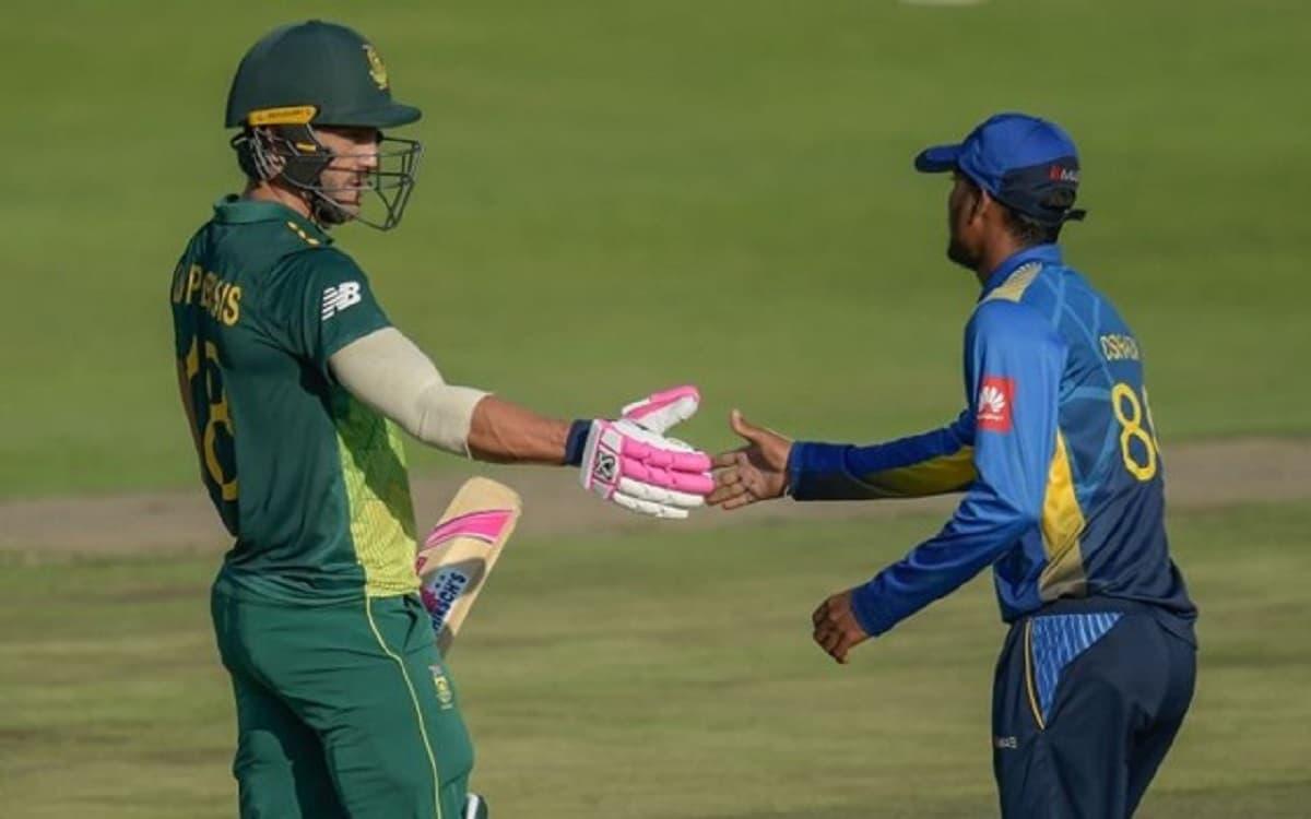 Cricket Image for  साउथ अफ्रीका का दो बड़ी सीरीज के लिए श्रीलंका जाना तय, टीम के पास साल 2018 का इति