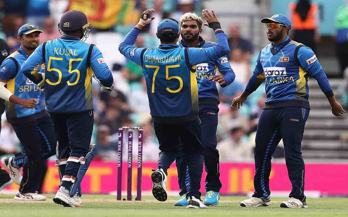 Cricket Image for Sri Lanka Cricket Board Will Earn Crores Of Rupees From Series Against India