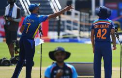 SL v IND, 1st T20I: Sri Lanka Opts To Bowl As India Field 2 Debutants