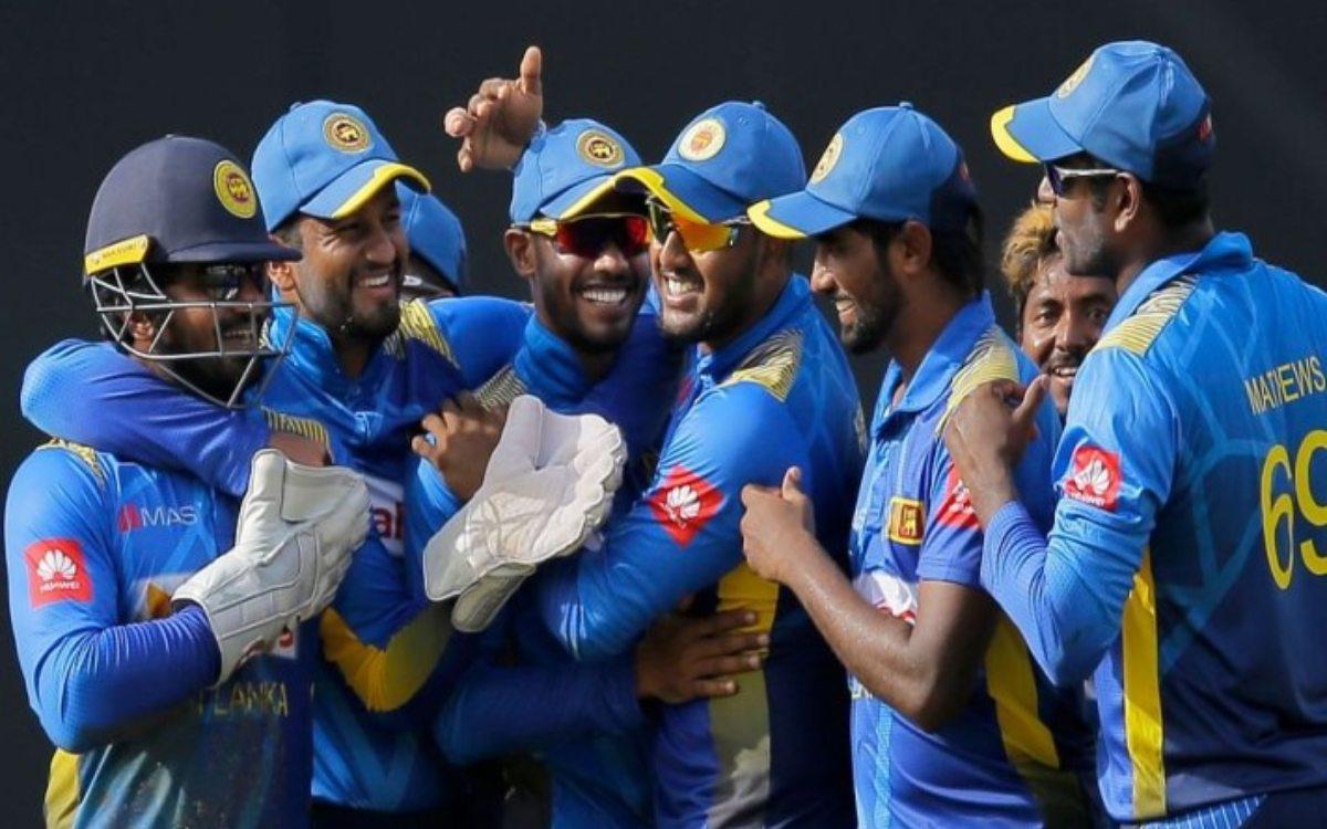 Cricket Image for SL vs IND : श्रीलंका ने किया 24 सदस्यीय टीम का ऐलान,  भारत के साथ होंगे तीन वनडे औ