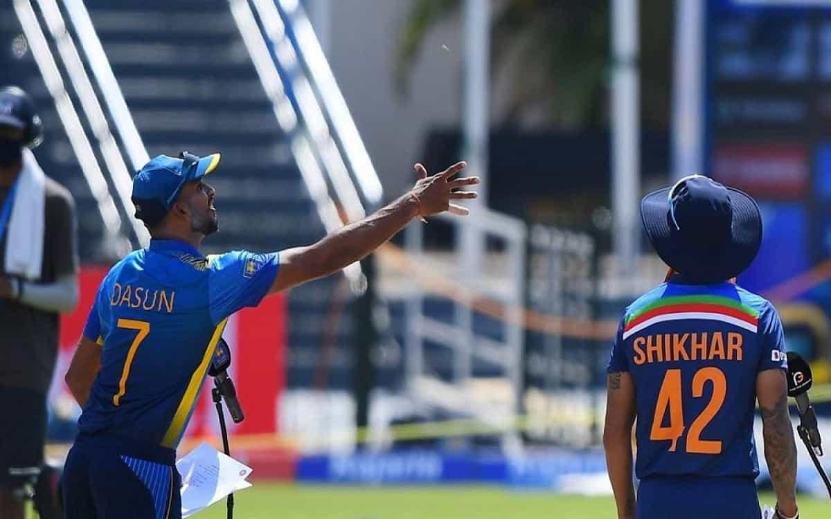 Cricket Image for SL vs IND: भारत के खिलाफ टॉस जीतकर श्रीलंका का पहले गेंदबाजी का फैसला, देखें प्लेइ