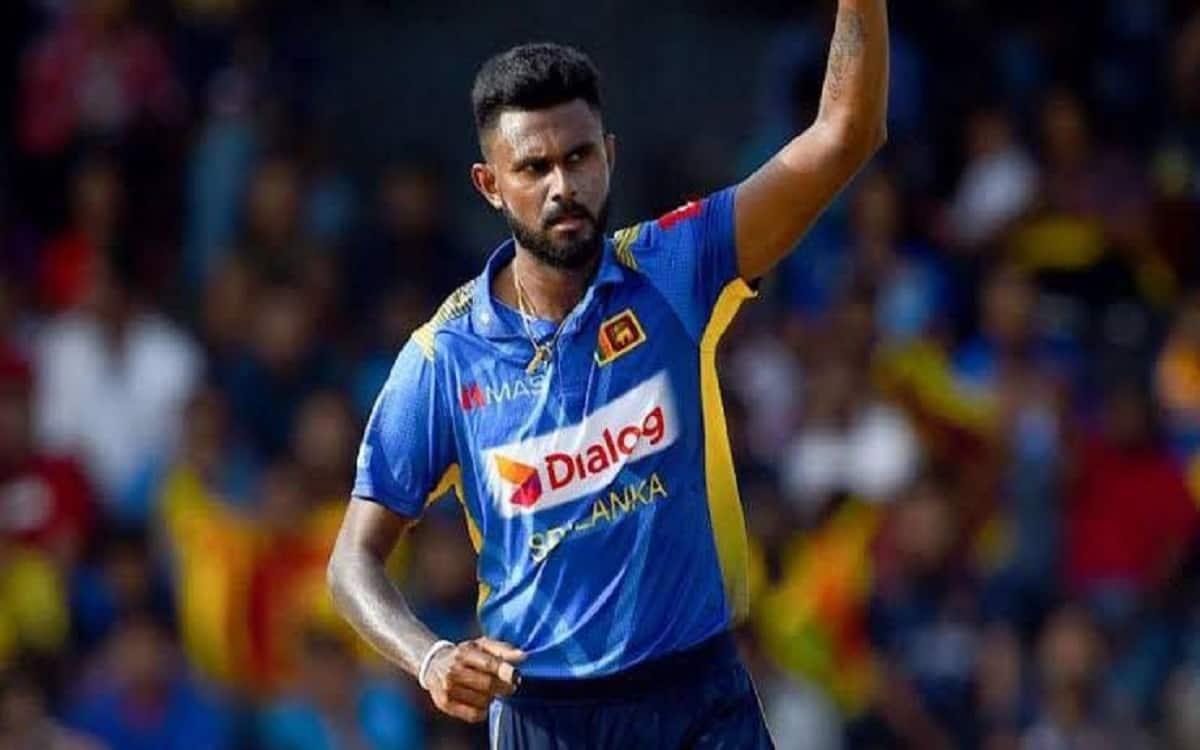 Cricket Image for Sri Lanka's Isuru Udana Announces Retirement From International Cricket