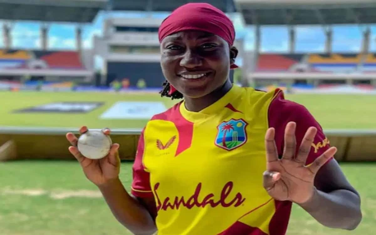 Cricket Image for Stephanie Taylor Became Number One In Icc Womens Odi Rankings By Overtaking Captai