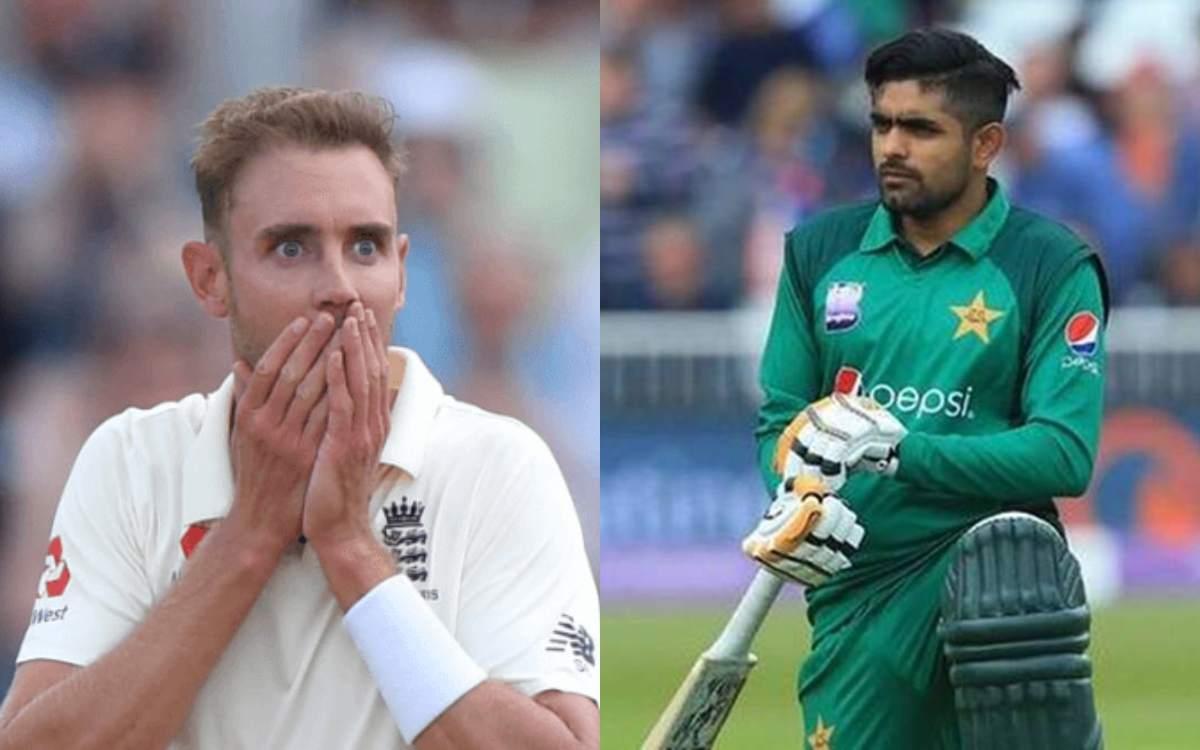 Cricket Image for ENG vs PAK  : एक झटके में बदल गए इंग्लैंड के 11 खिलाड़ी, स्टुअर्ट ब्रॉड ने कसा पाक