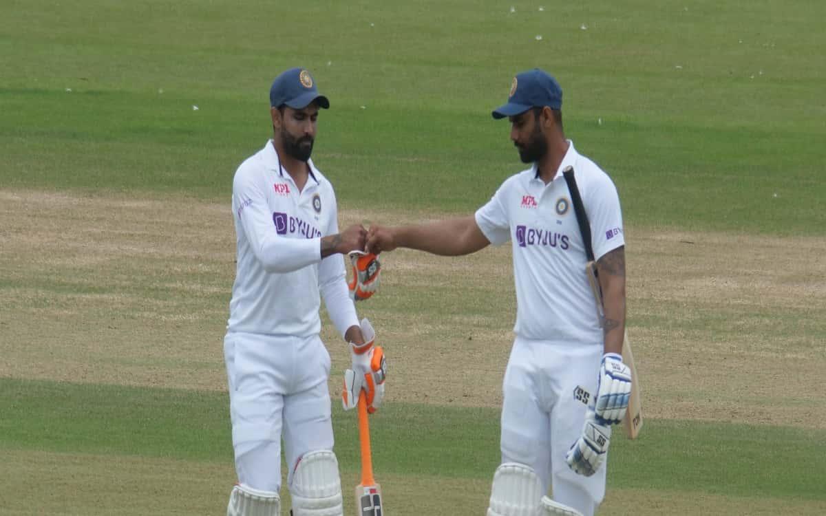 Cricket Image for प्रैक्टिस मैच: टीम इंडिया की पारी घोषित, काउंटी XI को जीत के लिए 284 रनों की दरकार